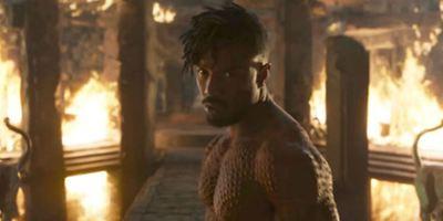 Pantera Negra: Trailer internacional traz cenas recheadas de ação com heróis e vilões de Wakanda