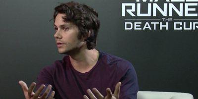Dylan O'Brien explica a diferença entre A Cura Mortal e os outros filmes da saga Maze Runner (Exclusivo)