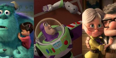 10 Momentos da Pixar que nos fizeram chorar