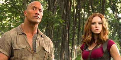 Bilheterias Estados Unidos: Jumanji lidera mais uma vez e nova ação de Liam Neeson tem o melhor resultado entre as estreias
