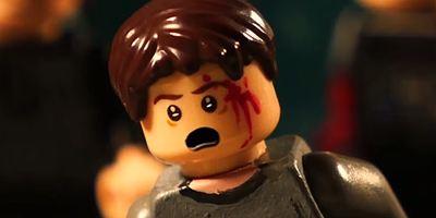 Maze Runner - A Cura Mortal: Novo trailer recria cenas de ação em versão LEGO