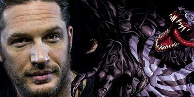Venom: Tom Hardy anuncia fim das filmagens