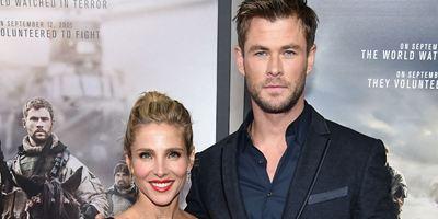 Chris Hemsworth conta como foi gravar cena de sexo com sua esposa para 12 Heróis