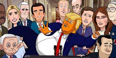 Our Cartoon President: Conheça a nova série animada que ironiza a Casa Branca de Donald Trump