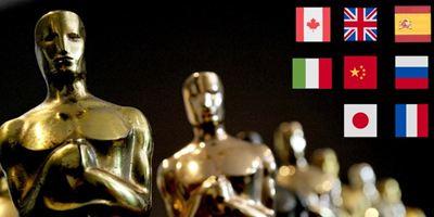 Oscar 2018: Saiba quais são os países com mais indicações na categoria Melhor Filme Estrangeiro