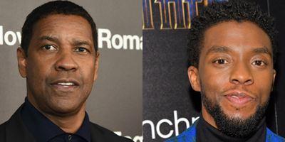 Denzel Washington ajudou a pagar os estudos de Chadwick Boseman
