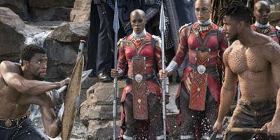 Pantera Negra é apenas o segundo filme da Marvel a ultrapassar US$500 milhões nos Estados Unidos