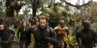 Capitão América, Pantera Negra e Viúva Negra surgem prontos para lutar em nova foto de Vingadores: Guerra Infinita