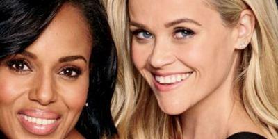 Hulu dá sinal verde para minissérie de Reese Witherspoon e Kerry Washington