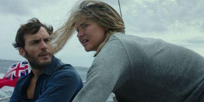 Shailene Woodley e Sam Claflin lutam para sobreviver em alto mar no trailer de Adrift