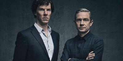 """""""Não é mais divertido"""", fala Martin Freeman sobre Sherlock"""