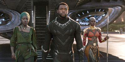 Pantera Negra se torna o filme de super-herói de maior bilheteria na história nos EUA