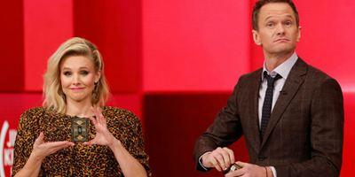 Kristen Bell e Neil Patrick Harris organizam sessões gratuitas de Com Amor, Simon