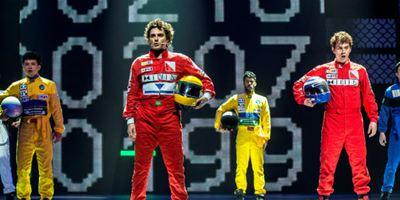 Ayrton Senna, o musical será exibido nos cinemas