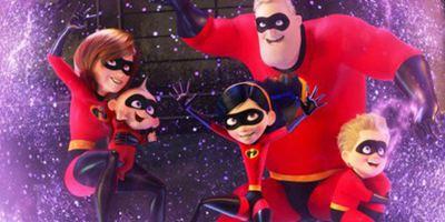 Os Incríveis 2: Família Pêra surge ainda mais divertida e poderosa em novo trailer