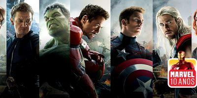 Marvel 10 anos: Todos os filmes do Universo Cinematográfico, do pior ao melhor