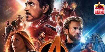 Marvel 10 anos: Especulações sobre o futuro do Universo Cinematográfico