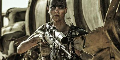 Charlize Theron quer spin-off de Mad Max protagonizado pela Imperatriz Furiosa