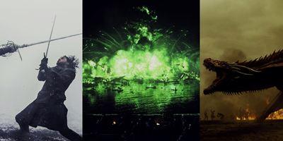 As dez melhores batalhas de Game of Thrones