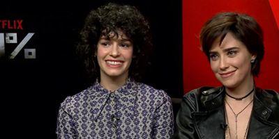 3%: Maria Flor e Fernanda Vasconcellos falam sobre o 'trisal' inserido na trama (Entrevista exclusiva)