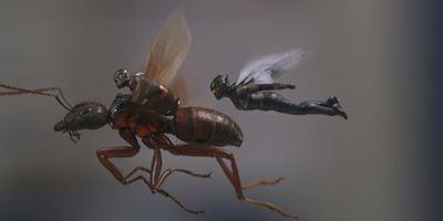 Homem-Formiga e a Vespa: Novo trailer apresenta o mundo quântico e inseto gigante