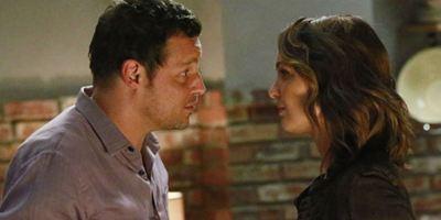 Grey's Anatomy: Foto inédita revela treta no casamento de Jo e Alex