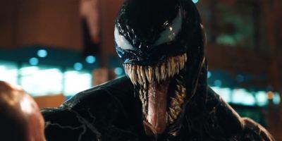 Venom: Fãs podem tirar foto como se fossem o personagem em site do filme