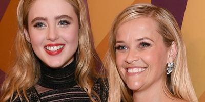 Reese Witherspoon publica foto com Kathryn Newton nos bastidores de Big Little Lies