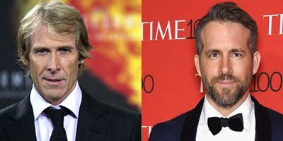 Netflix vai lançar novo filme de Michael Bay estrelado por Ryan Reynolds