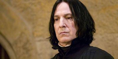 """Cartas revelam """"frustrações"""" de Alan Rickman ao interpretar Snape em Harry Potter"""
