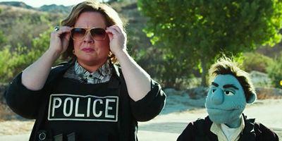 Criadores de Vila Sésamo processam Crimes em Happytime, novo filme com Melissa McCarthy, por uso dos fantoches