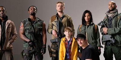 """O Predador: Boyd Holbrook define filme como """"faroeste sci-fi"""""""