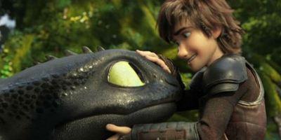 Como Treinar o Seu Dragão 3: Banguela aparece apaixonado em novas fotos