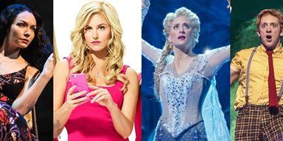 Das telas para os palcos: Conheça os musicais indicados ao Tony Awards inspirados em filmes e séries