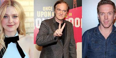 Once Upon a Time in Hollywood, novo filme de Quentin Tarantino, escala Dakota Fanning, Damian Lewis e mais