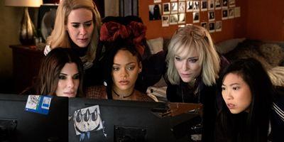 Oito Mulheres e Um Segredo é a maior estreia da semana