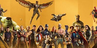 Marvel celebra seus 10 anos com belos cartazes dourados