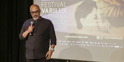 Festival Varilux de Cinema Francês 2018: O espectador é o corpo e a alma da Realidade Virtual, explica Fouzi Louahem (Entrevista Exclusiva)