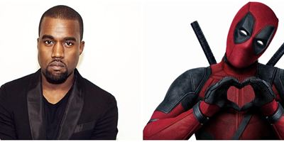 Kanye West quer suas músicas em filme de Deadpool