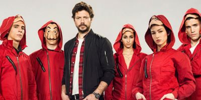 La Casa de Papel: Netflix cogita produzir versão norte-americana da série