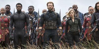 Vingadores - Guerra Infinita: Arrecadação nos EUA supera bilheteria mundial de Liga da Justiça