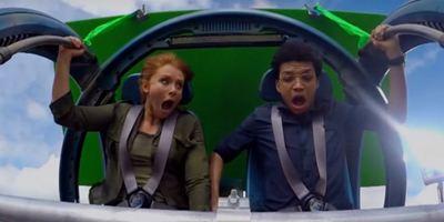 Jurassic World - Reino Ameaçado: Bryce Dallas Howard desmaiou de medo durante as filmagens