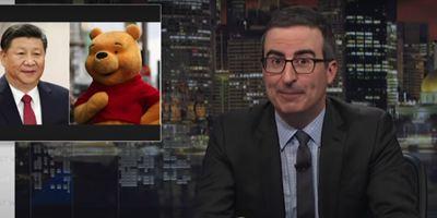China bloqueia acesso à HBO após John Oliver comparar o presidente do país asiático com o Ursinho Pooh