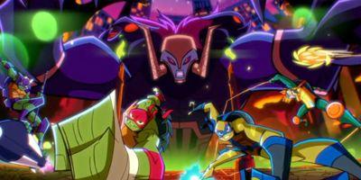Confira a abertura da nova série animada de As Tartarugas Ninja!