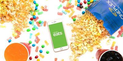 Rede de cinemas lança serviço de delivery de lanches para alcançar assinantes de streaming