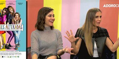 Deborah Secco, Alessandra Negrini, Mônica Iozzi e Maria Casadevall explicam quem são as Mulheres Alteradas (Exclusivo)