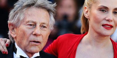"""Emmanuelle Seigner, esposa de Roman Polanski, rejeita convite da Academia e se diz ofendida com """"hipocrisia"""""""