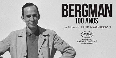 """""""Não poderia existir um diretor como Ingmar Bergman hoje"""", afirma Jane Magnusson, diretora de Bergman - 100 Anos (Exclusivo)"""