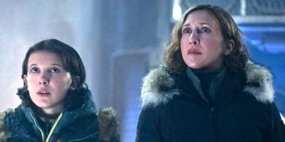 Godzilla – O Rei dos Monstros:  Vera Farmiga e Millie Bobby Brown em primeiras imagens do longa