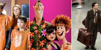 Sem final feliz: As 15 piores férias do cinema